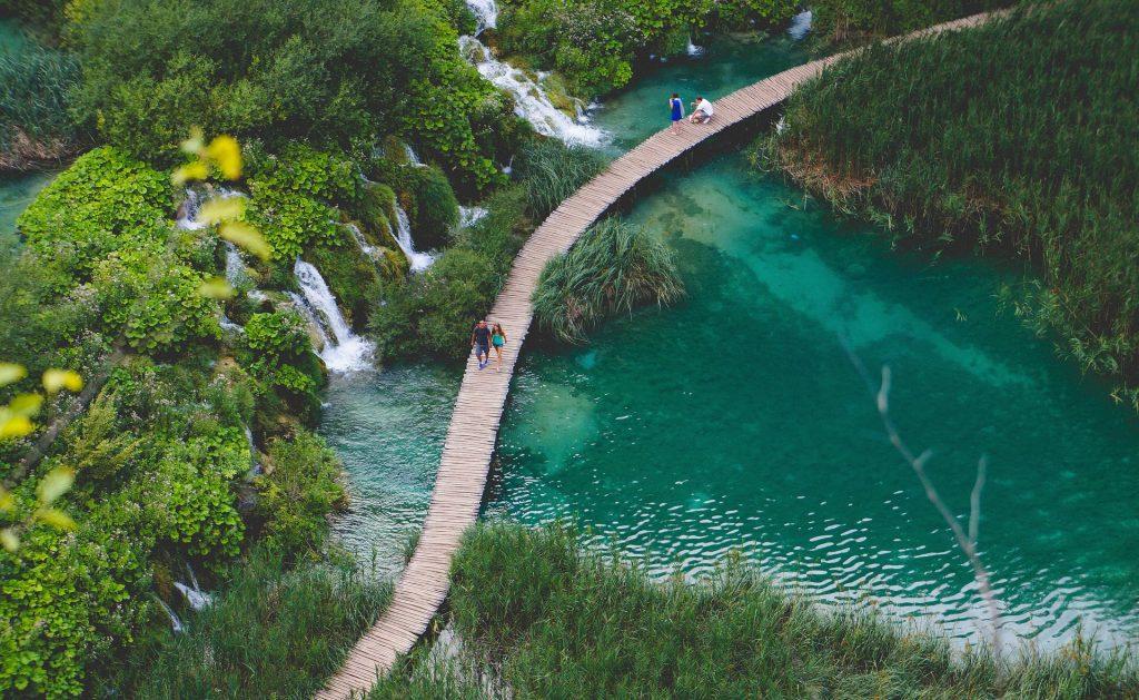 plitvice park erg mooie bestemming in europa